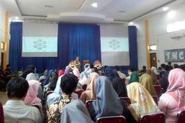 Diskusi mahasiswa Matematika IPB: Jumlah Aktuaris Indonesia masih minim
