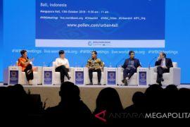Konsep Kota Bogor dipaparkan dalam Forum IMF-WB