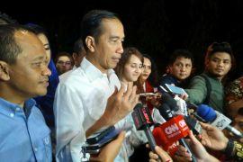 Pemuda Pancasila temui presiden