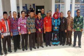 Rakor Kominfo Kabupaten/Kota se-Provinsi Lampung Di Lampung Tengah