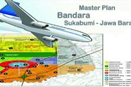 Jadwal pembangunan Bandara Sukabumi dipastikan tidak berubah