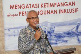 Prof. Noer Azam Achsani dilantik menjadi Ketua Ikatan Sarjana Ekonomi Indonesia (ISEI) Bogor Raya periode  2018 - 2021