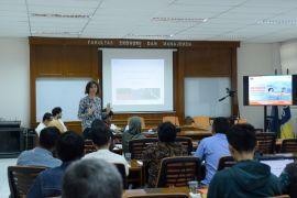 Kuliah tamu Departemen Ilmu Ekonomi IPB: