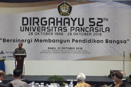 Universitas Pancasila menyiapkan program sarjana Teknik Perkeretapian