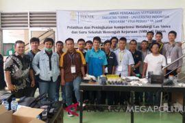 FT-UI beri pelatihan siswa SMK Depok