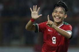 Gol tunggal Witan antar Indonesia lolos perempat final Piala U-19 Asia 2018