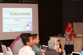 Publiweek: LPPM IPB tingkatkan kualitas publikasi ilmiah melalui Workshop Penulisan Artikel