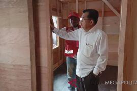 JK kunjungi Camp Garuda PMI di Sulteng