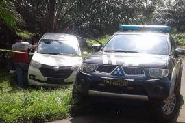 Mobil korban begal ditemukan di Sukabumi