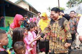 LKBN Antara mendapatkan penghargaan dari Menteri PPPA
