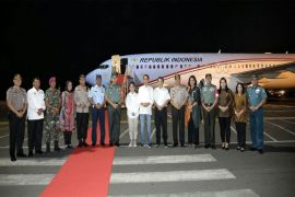 Presiden Jokowi Kabulkan Usul Gubernur Ridho Radin Inten II Jadi Bandara Internasional