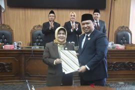 DPRD Bogor gelar paripurna penyertaan modal