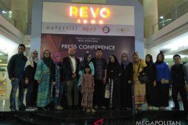 Desainer cilik perkenalkan batik Bekasi di Lebanon