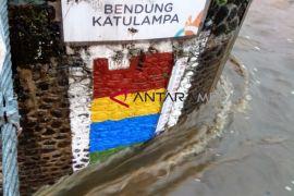 Bendung Katulampa ditetapkan siaga dua banjir