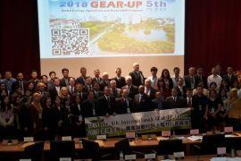 Rektor IPB paparkan konsep pertanian 4.0 di Taiwan