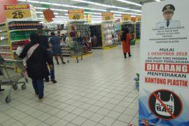Peritel Kota Bogor dukung larangan penggunaan kantong plastik