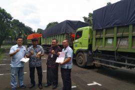 Kementan salurkan 75 ton jagung di Bogor