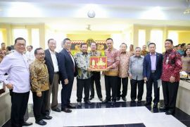 Komisi II DPR RI Pantau Kesiapan Pemilu Di Lampung