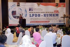 LPDB KUMKM Sukses Alihkan Hampir Rp1 Triliun Dana Bergulir