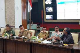 Pusat studi bencana IPB paparkan potensi bencana di depan Wali Kota Bogor