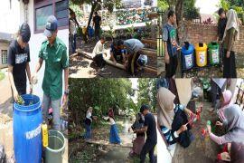 Tanamkan cinta lingkungan, mahasiswa IPB laksanakan Program Bina Desa