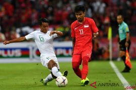 Bima Sakti terkejut dengan permainan Singapura