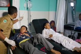 Polisi selidiki peristiwa keracunan delapan pelajar Bekasi