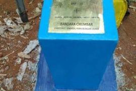 Pembebasan lahan Bandara Sukabumi mundur jadi 2019