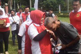 Bupati Bogor mengajak masyarakat merivitalisasi nilai-nilai sosial