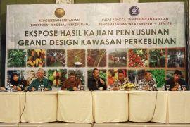 P4W IPB ekspose hasil kajian penyusunan Grand Design kawasan perkebunan