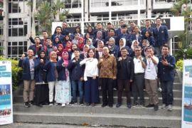 Latih kepemimpinan dengan misi pendidikan dan sosial budaya, mahasiswa IPB mengunjungi  tiga negara