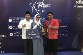 SMAN 1 Kota Bogor raih anugerah Atikan Jabar