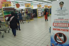 Kota Bogor resmi larang penggunaan kantong plastik