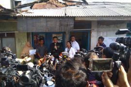 Presiden tinjau pemasangan listrik masyarakat prasejahtera Bogor