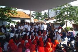 Presiden sapa 150 nasabah PNM-Mekaar Kota Bogor