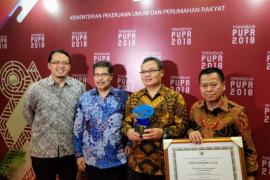 PDAM Tirta Asasta Depok raih penghargaan terbaik