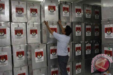 KPU Bogor siap distribusikan kotak suara