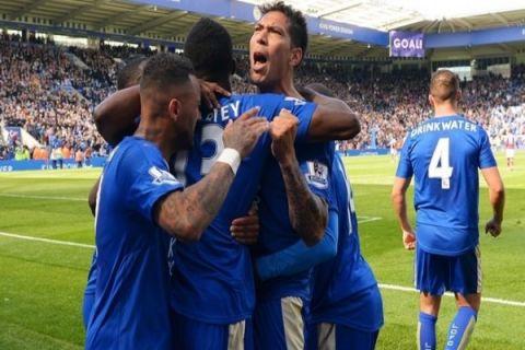Peluang banyak Leicester hanya imbang 1-1 lawan Stoke