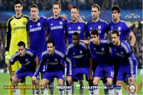 Chelsea hanya bermain imbang 2-2 atas Vidi