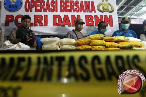 Wah, sebanyak 71 jenis narkoba beredar di Indonesia