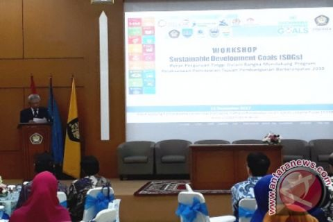 Dekan : Perguruan Tinggi Bisa Jadi Penggerak SDGs