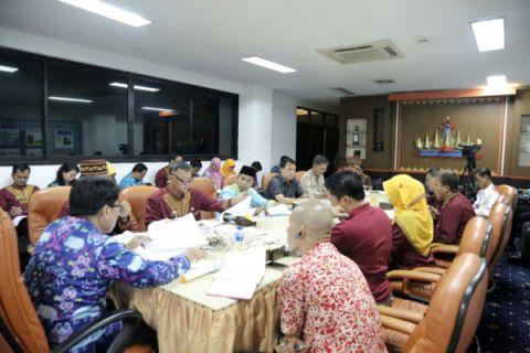 Lampung Terus Mematangkan Persiapan Kunjungan 16 Dubes Timur Tengah