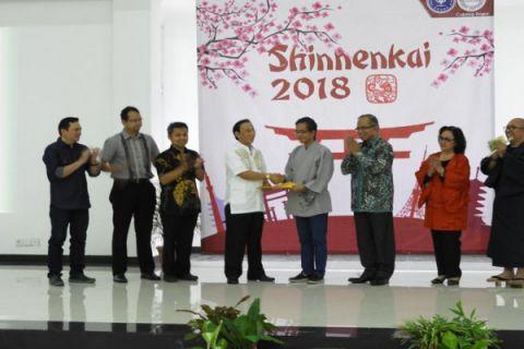 Mahasiswa IPB kenalkan budaya Jepang di Shinnenkai 2018