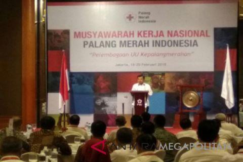 Mukernas PMI fokus bahas pelembagaan UU Kepalangmerahan