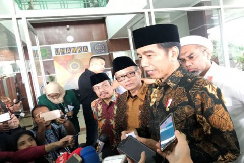Presiden Jokowi tutup Pengkajian Ramadhan PP Muhammadiyah