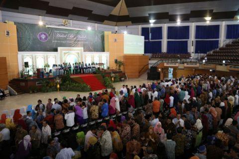 Pesan Halal bi Halal IPB: Ibadah mesti berimplikasi sosial