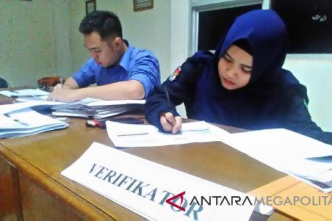 KPU Subang terima pendaftaran 695 bacaleg