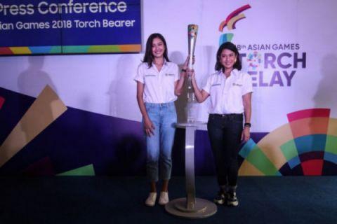 Yogyakarta sambut meriah kedatangan obor Asian Games