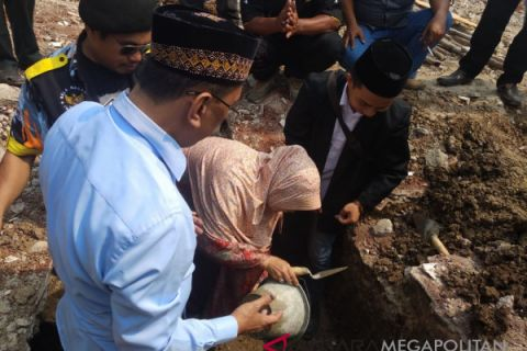 Pekerja proyek pembangunan masjid dijamin BPJS-TK Purwakarta