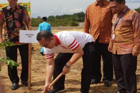 IPB kembangkan smart farming bibit buah tropis di Science-Techno Park Riau